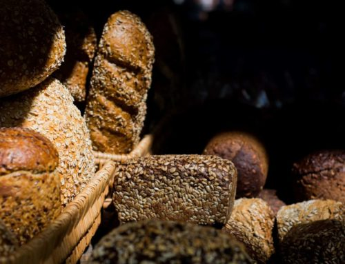 Bread for Gourmet's Diary of a Foodie