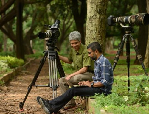 Profile: a filmmaker and an entrepreneur: for Mint