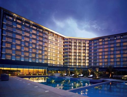 A business cum event hotel: Vivanta by Taj, Bangalore, India