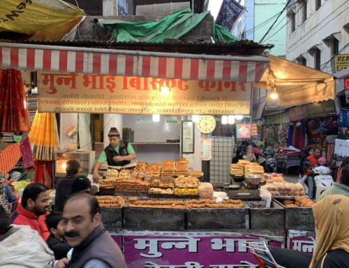 About Persian sheermal bread in Bhopal: for Food 52