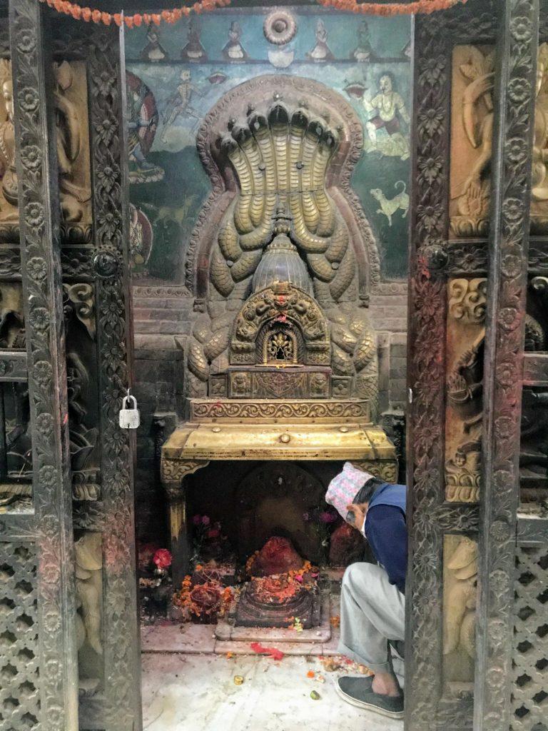 Shrine in Patan, Nepal