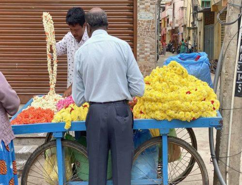 Food & Faith in Chennai.
