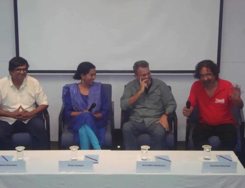 Heritage Spirits of India: a discussion I moderated at the BIC